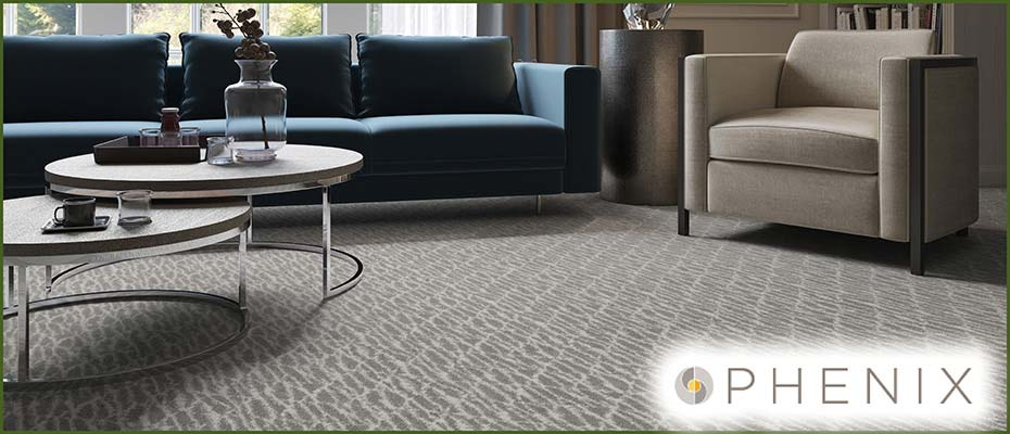 20% OFF Phenix Carpet or FREE Pad & Installation at Abbey Carpet & Floor in Adrian