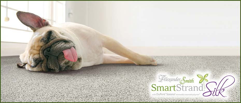 20% OFF SmartStand Silk Carpet or FREE Pad & Installation at Abbey Carpet & Floor in Adrian